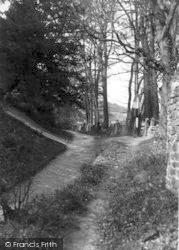 Green Lane c.1938, Ledbury