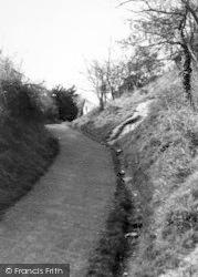 Ledbury, Green Lane c.1938