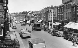High Street 1952, Ledbury