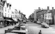 Ledbury, High Street c1965