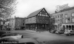 High Street c.1965, Ledbury