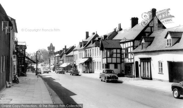 Ledbury, Homend c1960