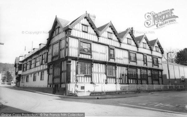 Photo of Ledbury, Ledbury Park c.1960