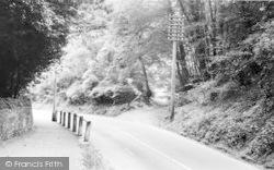 Ledbury, Malvern Road c.1960