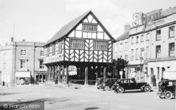 Ledbury, Market House c.1938