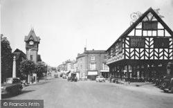 Ledbury, Market House c.1950