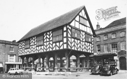 Ledbury, Market House c.1955