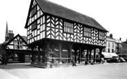 Ledbury, Market House c1955