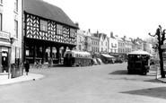 Ledbury, Market Place c1950