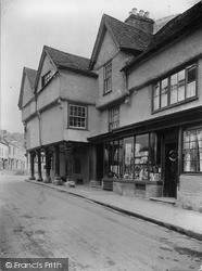 New Street c.1938, Ledbury