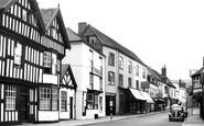 Ledbury, New Street c1955