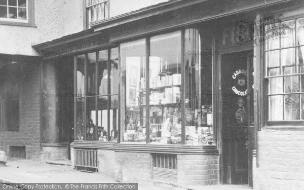Photo of Ledbury, New Street, Shops c.1938