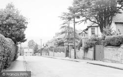 Ledbury, Newbury Park c.1960