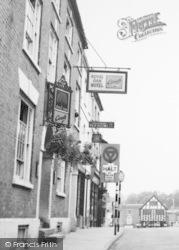 Ledbury, Royal Oak Hotel c.1955