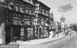Ledbury, The Feathers Hotel c.1938