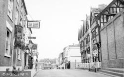 Ledbury, The Park And High Street c.1955