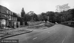 Worcester Road c.1960, Ledbury