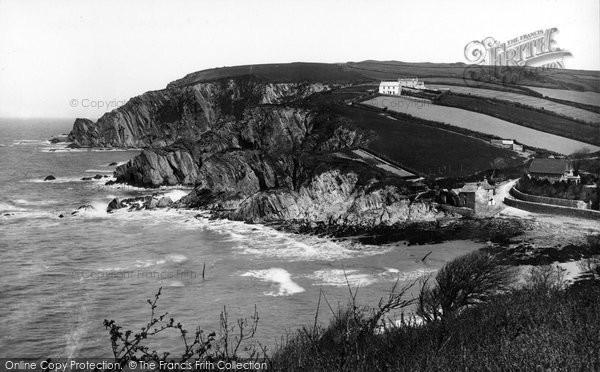 Photo of Lee, Beach Cliffs 1890