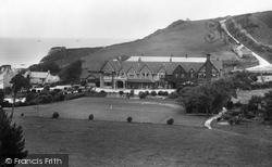 Lee, Manor Hotel 1911