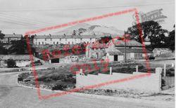 General View c.1955, Lee Moor