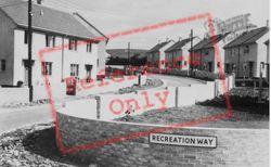 Recreation Way c.1955, Lee Moor