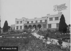The Moorland Guest House c.1955, Lee Moor