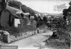 Old Maid's Cottage 1891, Lee