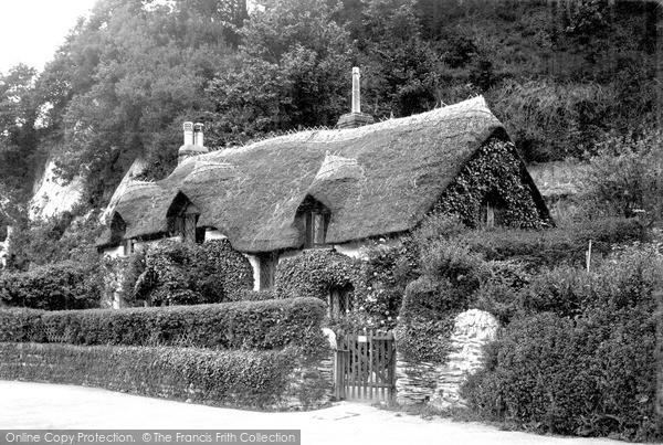 Lee, Old Maids Cottage c1950