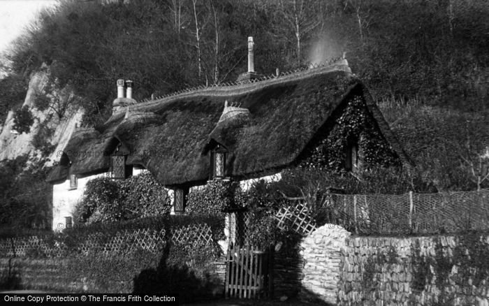 Photo of Lee, Old Maids Cottage 1911