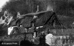 Old Maids Cottage 1911, Lee