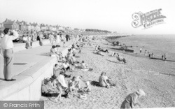 Lee On The Solent, East Parade c.1960, Lee-on-The-Solent