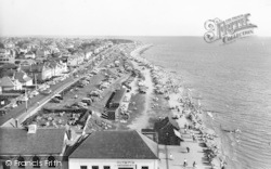 Lee On The Solent, East Parade c.1960