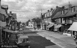 Lee On The Solent, High Street c.1960, Lee-on-The-Solent
