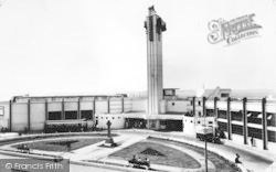 Lee On The Solent, Lee Tower c.1955, Lee-on-The-Solent
