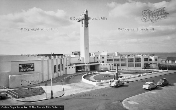 Photo of Lee On The Solent, Lee Tower c.1960