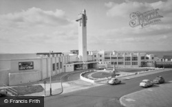 Lee on the Solent, Lee Tower c1960