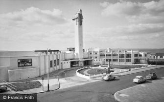Lee on the Solent, Lee Tower c1960