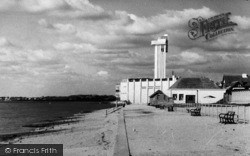 Lee On The Solent, Lee Tower c.1960, Lee-on-The-Solent