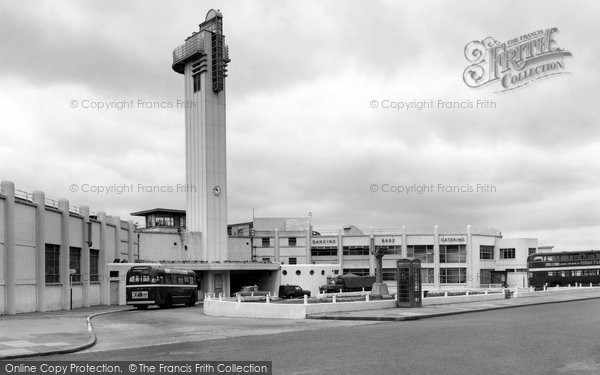 Photo of Lee On The Solent, Lee Tower c.1962
