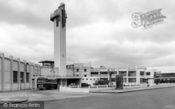 Lee On The Solent, Lee Tower c.1962, Lee-on-The-Solent