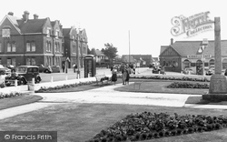 Lee On The Solent, Marine Parade c.1955, Lee-on-The-Solent