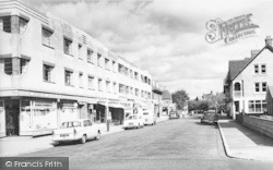 Lee On The Solent, Pier Street c.1965, Lee-on-The-Solent