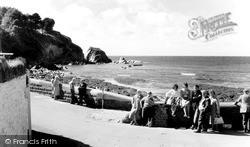 The Beach c.1965, Lee