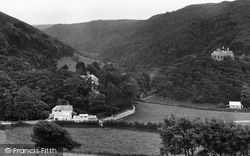 The Manor House, Woodslade Valley 1911, Lee