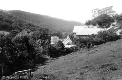 The Valley And Vicarage 1891, Lee