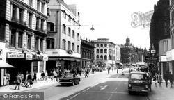 Boar Lane c.1965, Leeds