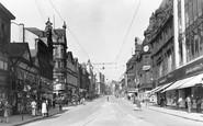 Leeds, Briggate 1951