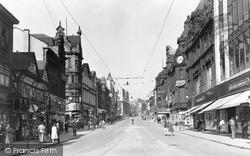 Briggate 1951, Leeds
