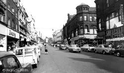 Briggate c.1965, Leeds