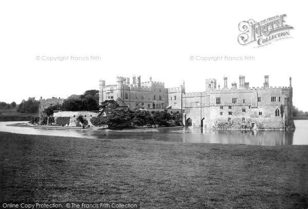 Photo of Leeds, Castle 1898